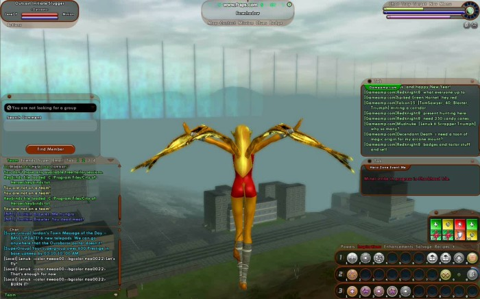 2008.12.31 17:20:41:43 CityOfHeroes (Video: 3.9Mb)