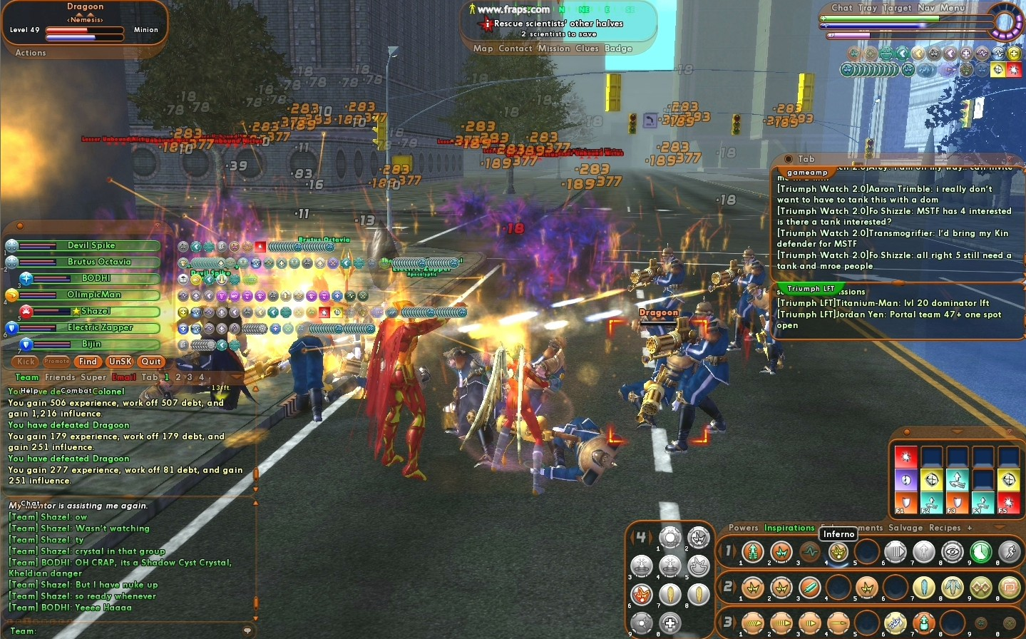 2008.09.27 11:22:02:62 CityOfHeroes (Video: 29.1Mb)