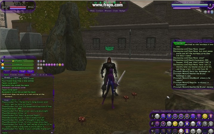 2006.08.07 16:43:43:67 CityOfHeroes (Video: 1.1Mb)