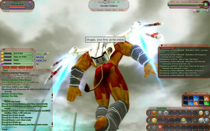 2008.12.07 15:15:05:99 CityOfHeroes (Video: 20.9Mb)